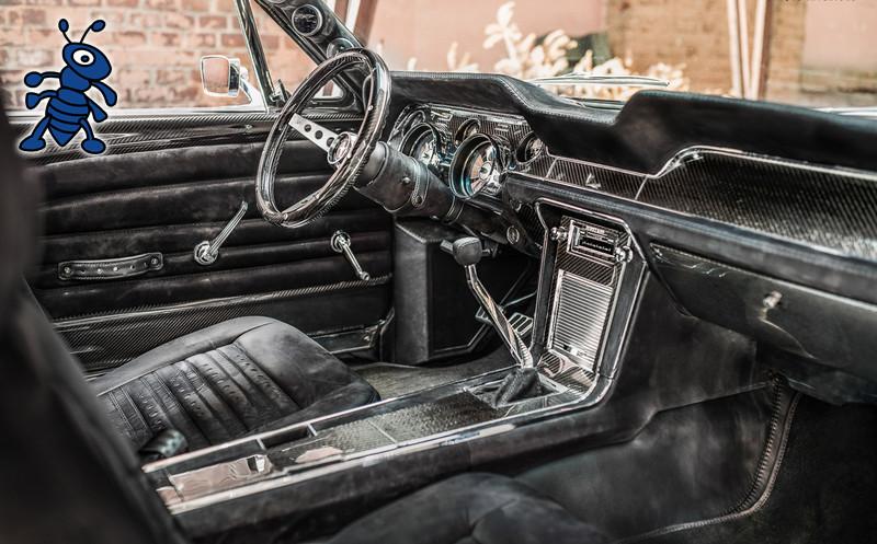 当前位置:首页 - 案例展示 - 1967福特野马碳纤维与真皮内饰 - 案例详