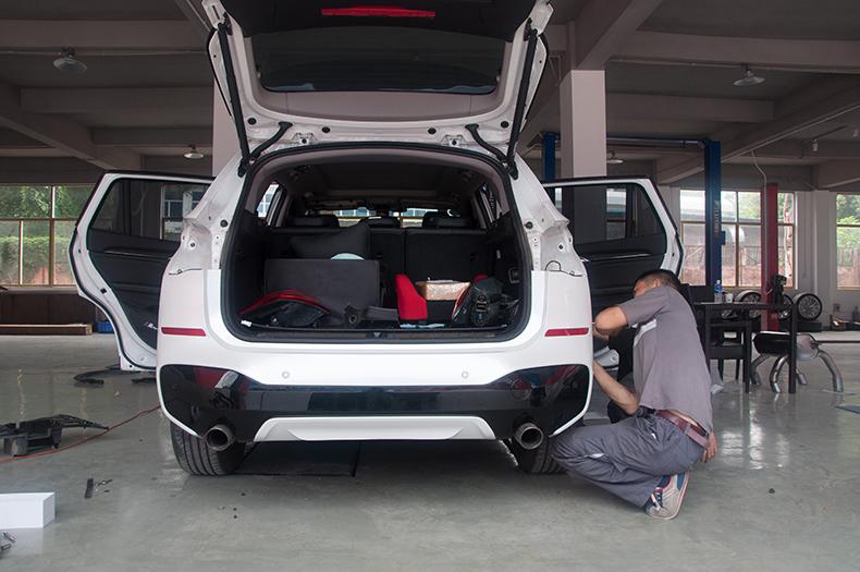 汽车改装交流 69 改装案例展示 69 宝马x1加装m sport运动包围